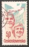 Stamps Czechoslovakia -  Elecciones