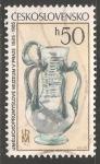Sellos de Europa - Checoslovaquia -  Obra del Museum of Decorative Arts in Prague