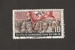 Sellos del Mundo : Europa : Alemania : DDR.Conferencia internacional de Comercio
