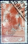 Stamps : Europe : Spain :  Intercambio 0,25 usd 15 cents. 1928