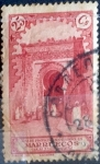 Stamps : Europe : Spain :  Intercambio 0,25 usd 25 cents. 1928