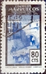 Stamps : Europe : Spain :  Intercambio 0,20 usd 80 cents. 1955