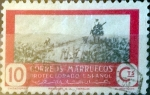 Stamps : Europe : Spain :  Intercambio 0,20 usd 10 cents. 1950
