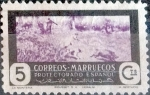 Stamps : Europe : Spain :  Intercambio 0,20 usd 5 cents. 1950