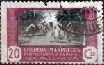 sello : Europa : España : Intercambio 0,20 usd 20 cents. 1944