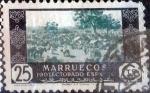 sello : Europa : España : Intercambio 0,20 usd 25 cents. 1948