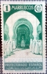 Sellos de Europa - España -  Intercambio 0,25 usd 1 cents. 1937