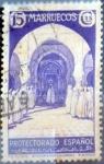 sellos de Europa - España -  Intercambio 0,20 usd 15 cents. 1937