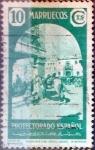 sello : Europa : España : Intercambio 0,20 usd 10 cents. 1939