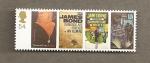 Sellos de Europa - Reino Unido -  James Bond