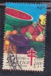 Stamps Mexico -  Mercado de México