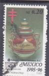 Stamps Mexico -  artesania- azucarera
