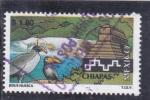Stamps Mexico -  CHIAPAS