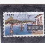 Stamps : America : Mexico :  ESTADO DE MEXICO- Valle de Bravo