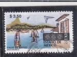 Stamps Mexico -  ESTADO DE MEXICO- Valle de Bravo