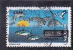 Stamps Mexico -  SINALOA