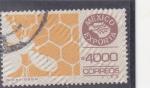 Sellos de America - México -  MEXICO EXPORTA- miel
