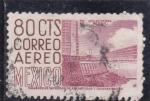 Stamps Mexico -  Aro-moderna -México D.F.