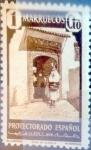 sello : Europa : España : Intercambio 0,25 usd 1 cents. 1940