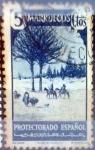sello : Europa : España : Intercambio mas 0,20 usd 5 cents. 1940