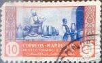 Sellos de Europa - España -  Intercambio 0,20 usd 10 cents. 1946