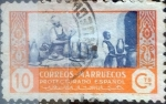 Stamps Spain -  Intercambio 0,20 usd 10 cents. 1946