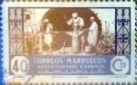 sellos de Europa - España -  Intercambio 0,20 usd 40 cents. 1946