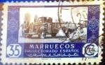 sello : Europa : España : Intercambio 0,20 usd 35 cents. 1948