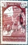 Stamps Spain -  Intercambio 0,25 usd 30 cents. 1933