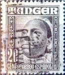 Sellos de Europa - España -  Intercambio cr2f 0,20 usd 20 cents. 1951