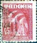 sello : Europa : España : Intercambio 0,20 usd 45 cents. 1948
