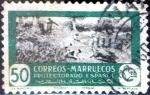 Sellos de Europa - España -  Intercambio 0,20 usd 50 cents. 1950