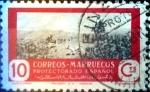 sellos de Europa - España -  Intercambio 0,20 usd 10 cents. 1950