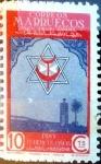 sello : Europa : España : Intercambio 0,20 usd 10 cents. 1947