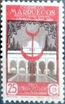 sello : Europa : España : Intercambio 0,20 usd 25 cents. 1947