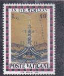 Stamps Vatican City -  ilustración