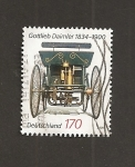 Stamps : Europe : Germany :  Gollieb Daimler
