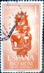 sellos de Europa - España -  Intercambio 0,25 usd 1,00 pta. 1963