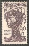 Sellos de Europa - Checoslovaquia -  La ciencia, la tecnología y la sociedad
