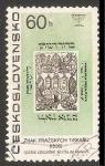 Sellos de Europa - Checoslovaquia -  Museo Judío de Praga