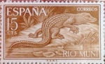 sellos de Europa - España -  Intercambio 0,20 usd 15 cents. 1964