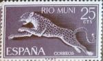 Sellos de Europa - España -  Intercambio 0,20 usd 25 cents. 1964