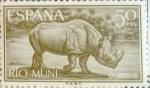sellos de Europa - España -  Intercambio 0,20 usd 50 cents. 1964