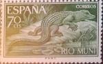 sellos de Europa - España -  Intercambio 0,20 usd 70 cents. 1964