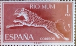 sellos de Europa - España -  Intercambio 0,85 usd 1 pta. 1964