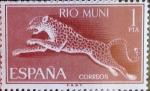 sellos de Europa - España -  Intercambio crf 0,85 usd 1 pta. 1964