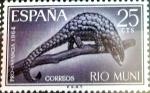 Sellos de Europa - España -  Intercambio fd3a 0,25 usd 25 cents. 1964