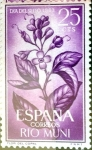 Stamps of the world : Spain :  Intercambio 0,25 usd 25 cents. 1964