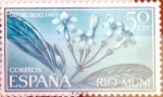 Stamps Spain -  Intercambio fd3a 0,25 usd 50 cents. 1964