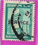Stamps Asia - Bangladesh -  fabrica